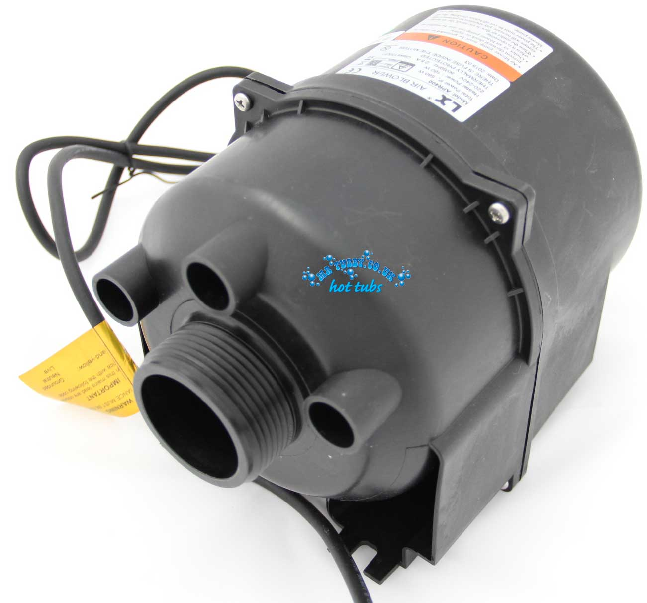 Whirlpool lx apr400 heated air blower 400w blower 180w for Hot water heater blower motor