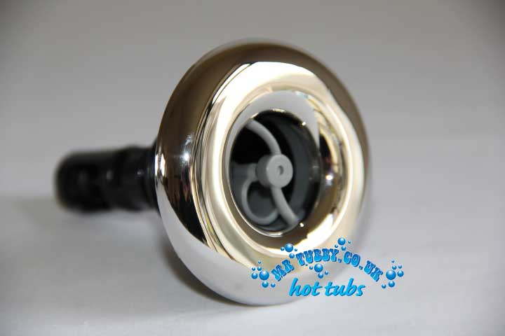 "2.5"" Stainless Steel Smooth Face Spinning Jet RD203-2011"