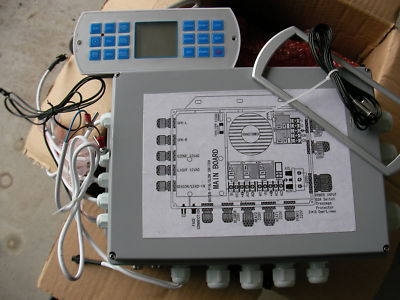 Chinese Hot Tub Spa Control Pack Controller Winer Amc
