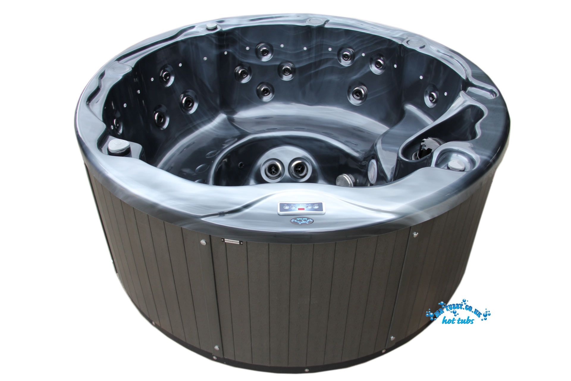 Balboa Hot Tub >> Jupiter Hot Tub Spa Round 2 0m Diameter Lucite Shell Balboa