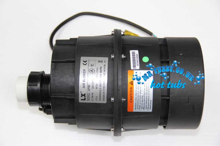Hot Tub Blower : Whirlpool lx ap hot tub spa air blower w